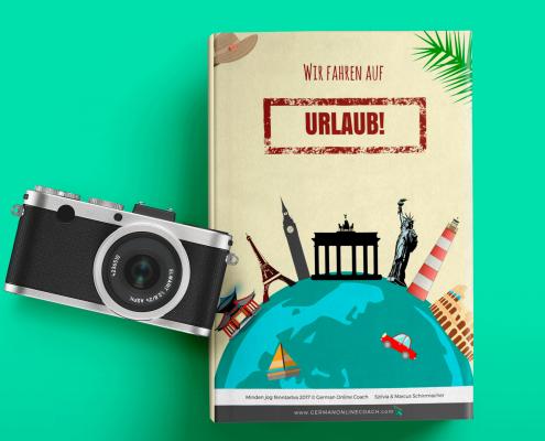 Wir fahren auf Urlaub! - ingyenes eBook & Hanganyag